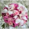 Buchet Anelisse cu orhidee