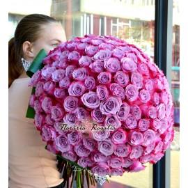 Buchet 149 trandafiri