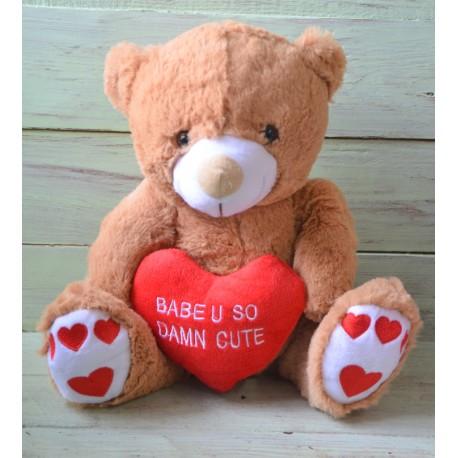 Ursulet plus – declaratie dragoste