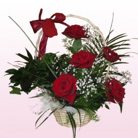Cosulet 5 trandafiri